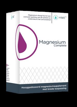 HME Magnesium Complete Mineraal
