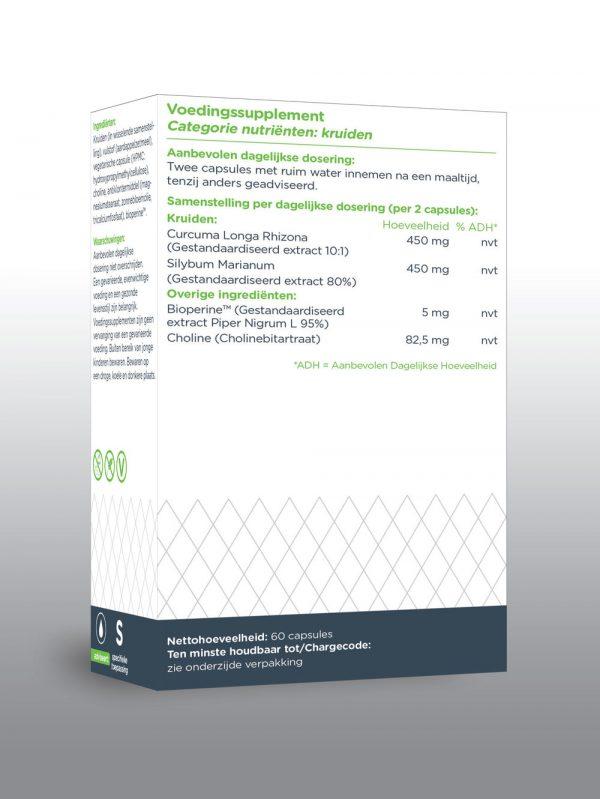 HME Curcumine & Silybum Extract Forte
