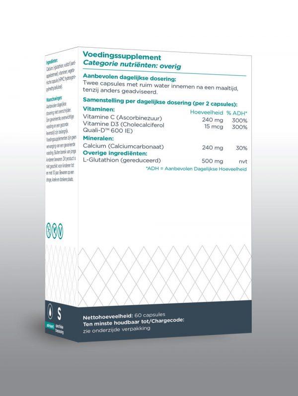 HME Glutathione 500 mg