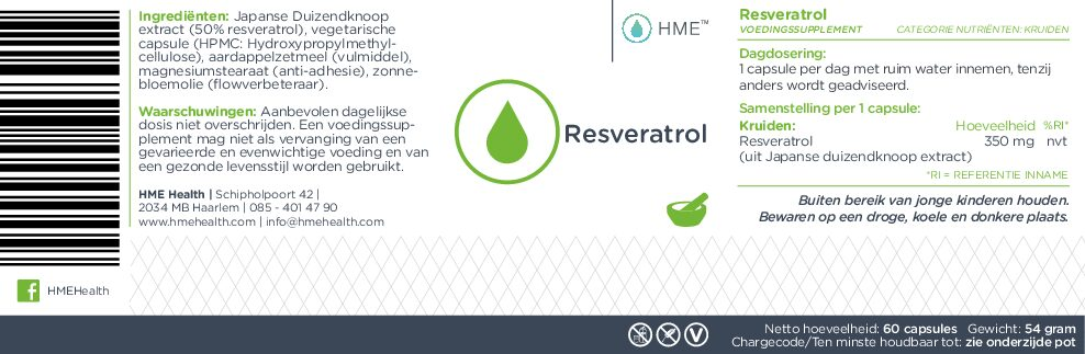 HME Resveratrol